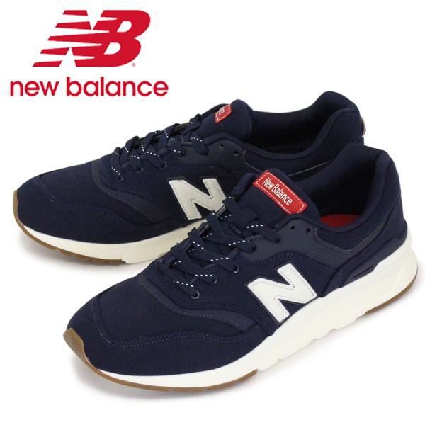 正規取扱店 new balance (ニューバランス) CM997H DA スニーカー NAVY NB632