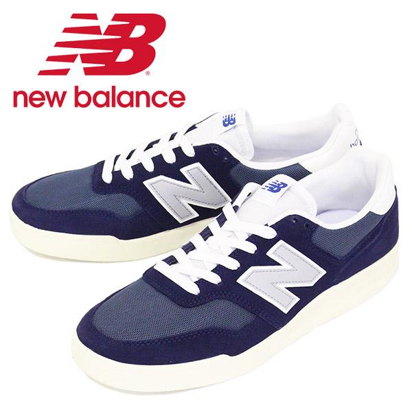 正規取扱店 new balance (ニューバランス) CRT300 I2 スニーカー NAVY NB643