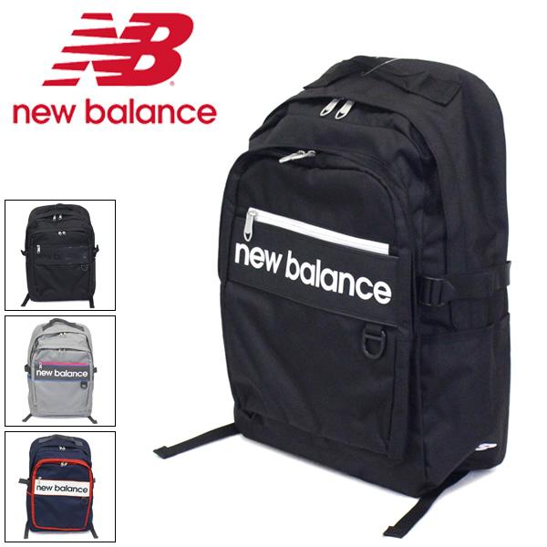 正規取扱店 new balance (ニューバランス) JABL9772 SPORTS STYLE DAYPACK デイパック バックパック 全4色 NB698