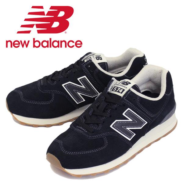 正規取扱店 new balance (ニューバランス) ML574 ESE スニーカー BLACK NB611