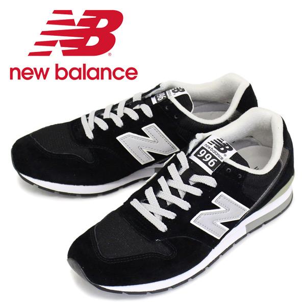 正規取扱店 new balance (ニューバランス) MRL996 BL スニーカー BLACK NB614