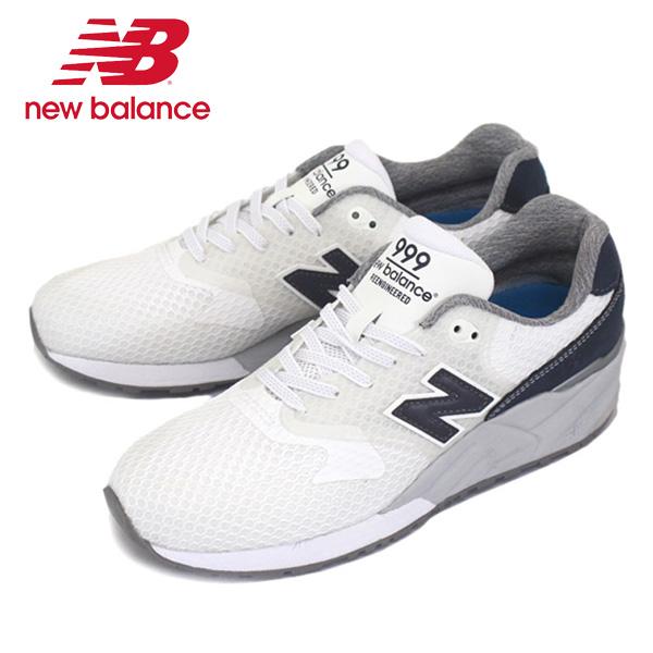 sale セール 正規取扱店 new balance(ニューバランス) MRL999 AW ローカット スニーカー WHITE ホワイト NB422