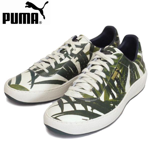 スーパーセール 正規取扱店 PUMA(プーマ) 357784-01 STAR X HOH(ハウス・オブ・ハックニー) コラボスニーカー W PALM WHITE PM093