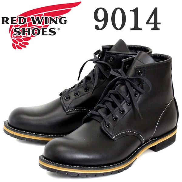 正規取扱店 Red Wing(レッドウイング) 9014 BECKMAN ROUND BOOTS(ベックマンラウンドブーツ) Black Feather stone Leather