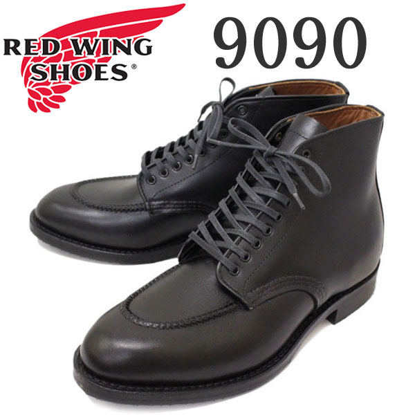 2015-2016新作 正規取扱店 REDWING(レッドウィング) 9090 Girard Boot(ジラード) ブラック