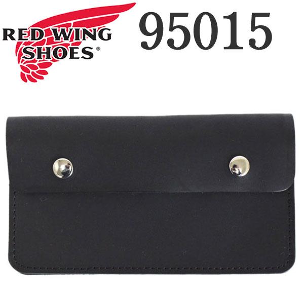 正規取扱店 2018年 新作 REDWING (レッドウィング) 95015 Trucker Wallet (トラッカーウォレット) ブラックフロンティア