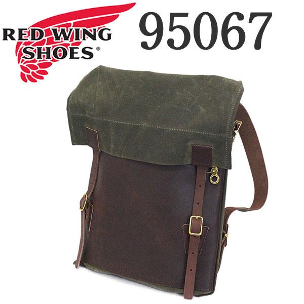 正規取扱店 2020年 新作 REDWING (レッドウィング) 95067 Wacouta Backpack ワクータ バックパック オリーブ