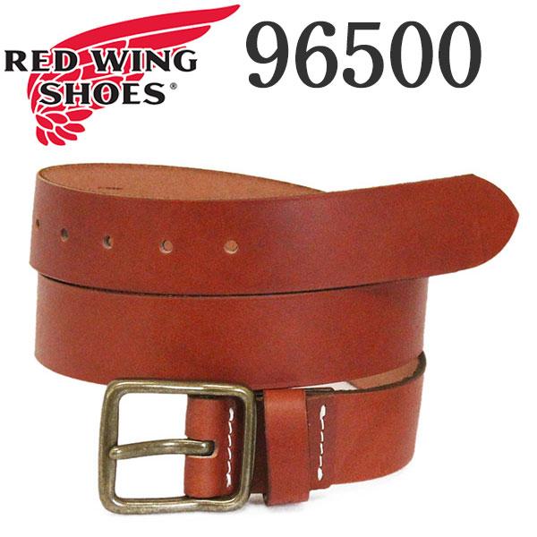 正規取扱店 2020年 新作 REDWING (レッドウィング) 96500 Leather Belt レザーベルト 38mm Oro Russet Pioneer