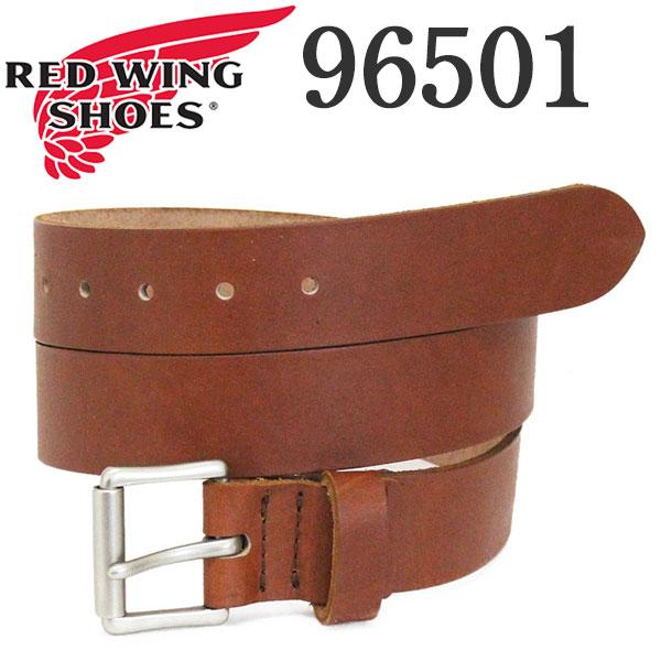正規取扱店 2020年 新作 REDWING (レッドウィング) 96501 Leather Belt レザーベルト 38mm Oro Pioneer