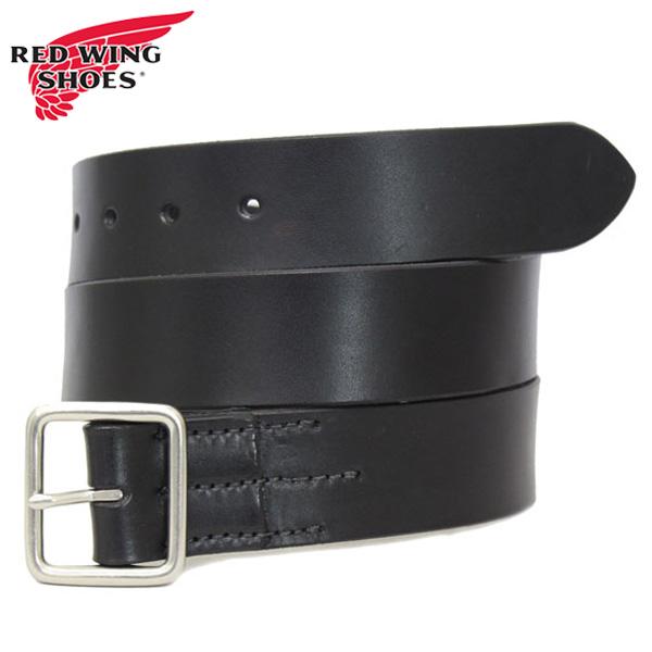 正規取扱店 RED WING(レッドウィング) 96564 Leather Belt (レザーベルト) 40mm Black