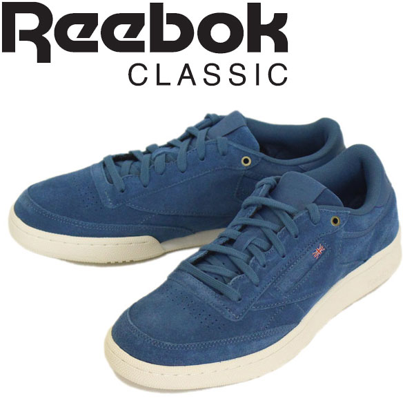 ee296449b9db71 BOOTSMAN  Regular dealer Reebok (Reebok) CM9295 CLUB C 85 MCC club ...