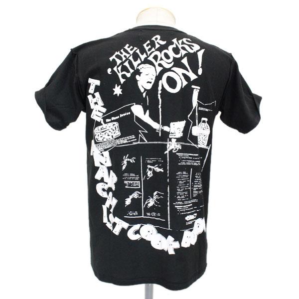공식 판매점 SEDITIONARIES (セディショナリーズ) Vive Le Rock (비 바 라 락) T 셔츠 BLACK 블랙 STZ010