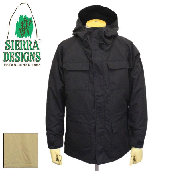 正規取扱店 SIERRA DESIGNS (シエラデザインズ) 8305 3WAY MOUNTAIN PARKA マウンテンパーカー 全2色 SD005