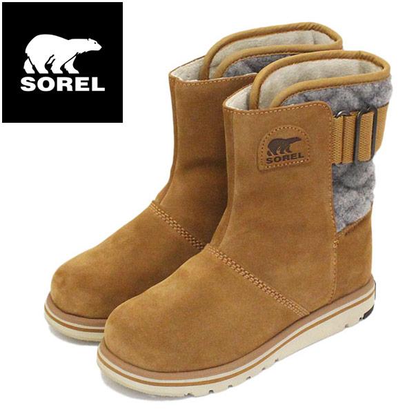 正規取扱店 SOREL (ソレル) NL2294 RYLEE ライリー レディース アウトドアブーツ 防水 286 ELK SRL014