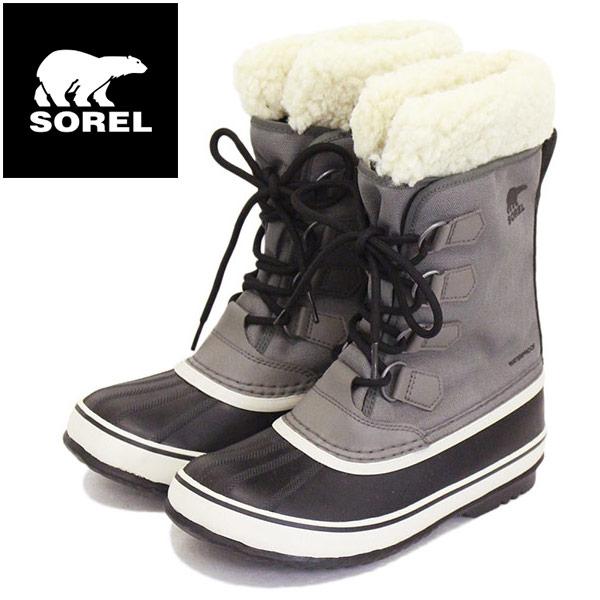 正規取扱店 SOREL (ソレル) NL3483 WINTER CARNIVAL ウィンターカーニバル レディース スノーブーツ 052 QUARRY/BLACK SRL040