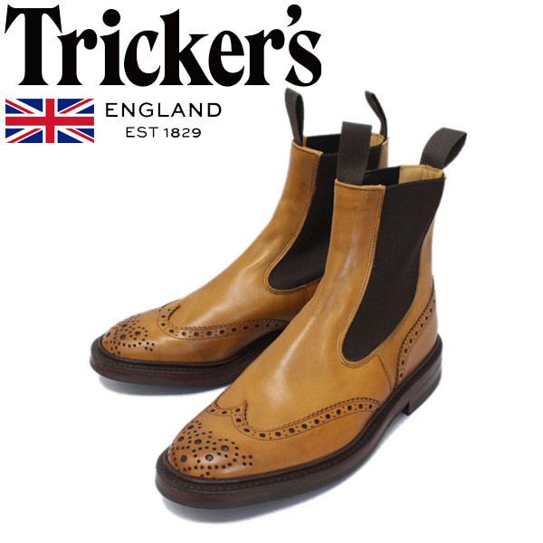 正規取扱店 Tricker's トリッカーズ 2754M COUNTRY HENRY(カントリーヘンリー) ダイナイトソール 1001バーニッシュ TK032