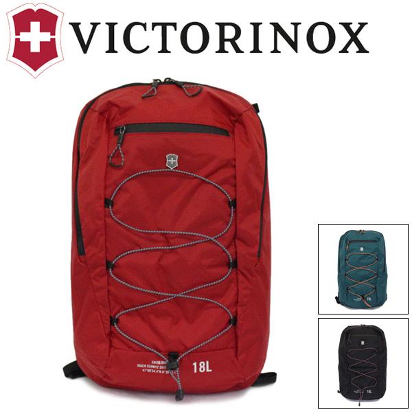 正規取扱店 VICTORINOX (ビクトリノックス) Altmont Active Light Weight アルトモント アクティブ ライトウェイト コンパクト バックパック 全3色 VX062