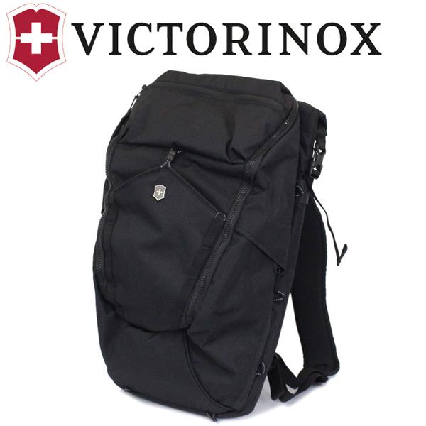 正規取扱店 VICTORINOX (ビクトリノックス) 602638 AltmontA DX RollTop LapTop BackPack バックパック Black VX050