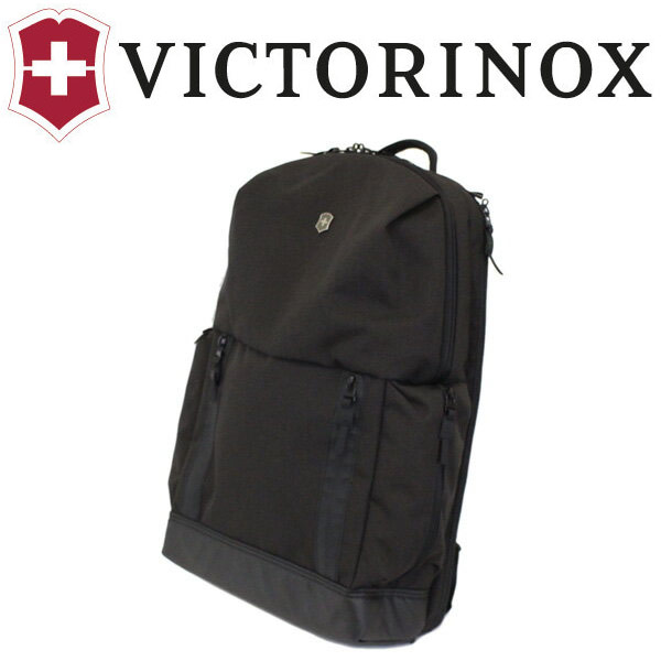 正規取扱店 VICTORINOX (ビクトリノックス) 602641 Deluxe Laptop Backpack デラックスラップトップバックパック ブラック VX020