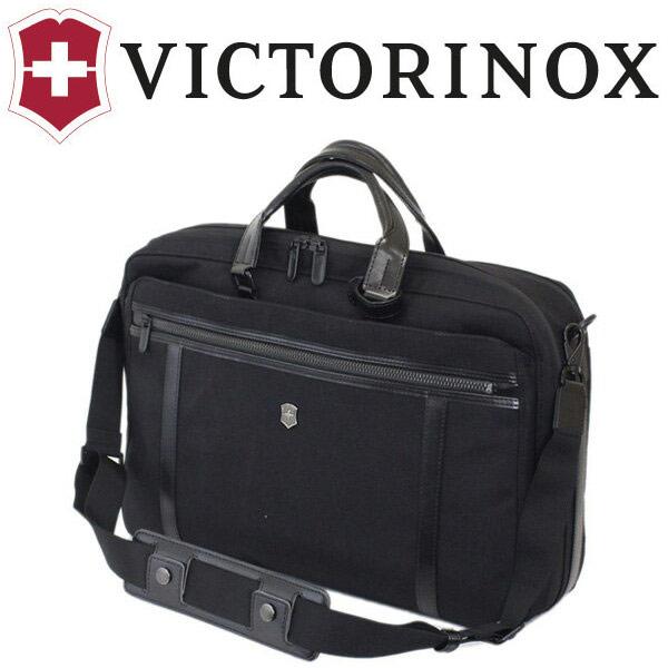 正規取扱店 VICTORINOX (ビクトリノックス) 604685 Works Professional Engineer エンジニア 3way 2way ブリーフケース ショルダーバッグ BLACK VX028