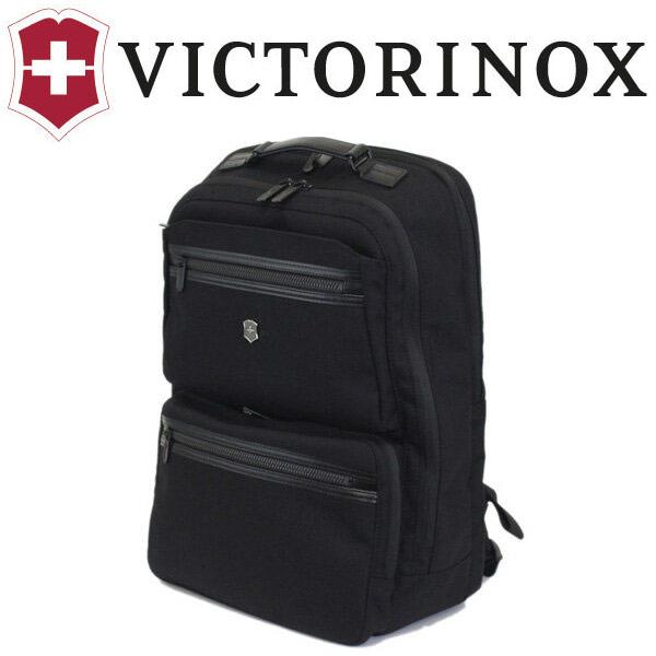 正規取扱店 VICTORINOX (ビクトリノックス) 604691 Werks Professional Agent 15 ラップトップバックパックウィズタブレットポケット BLACK ブラック VX031