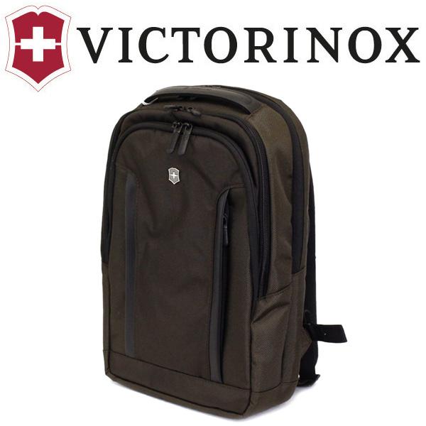 正規取扱店 VICTORINOX (ビクトリノックス) 605304 AltmontP CompactLapTopBackPack コンパクト ラップトップ バックパック ダークアース VX041