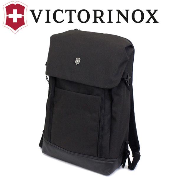 正規取扱店 VICTORINOX (ビクトリノックス) 605313 AltmontC DX FlapOver LapTop BackPack バックパック Black VX048