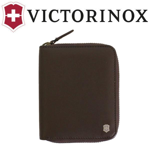 正規取扱店 VICTORINOX (ビクトリノックス) 605436 Altius Edge Weyl ワイル 二つ折りウォレット ダークアース VX045