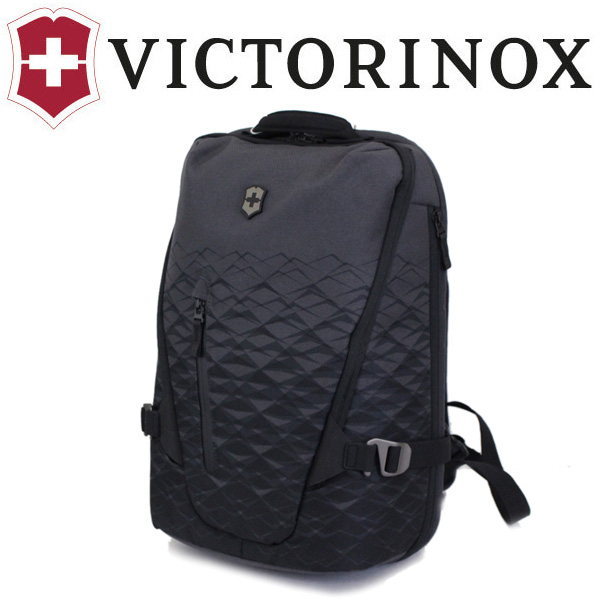 正規取扱店 VICTORINOX (ビクトリノックス) 605629 VX Touring CitySport DayPack シティスポーツ デイパック アンスラサイト VX039