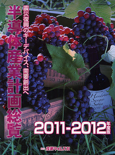 【100円クーポン配布中!】半導体産業計画総覧 2011-2012年度版