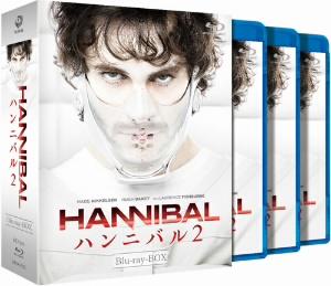 【100円クーポン配布中!】HANNIBAL/ハンニバル2 Blu-ray BOX(Blu-ray Disc)/ヒュー・ダンシー