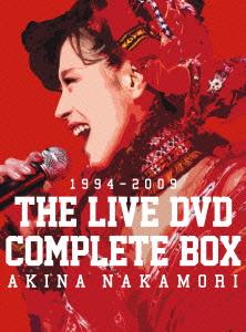 【100円クーポン配布中!】中森明菜 THE LIVE DVD COMPLETE BOX/中森明菜