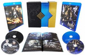 【100円クーポン配布中!】Film Collections Box FINAL FANTASY XV(完全生産限定盤)(Blu-ray Disc)