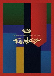 """【100円クーポン配布中!】BiSH NEVERMiND TOUR RELOADED THE FiNAL""""REVOLUTiONS""""(Blu-ray Disc)/BiSH"""