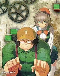 シュタインズ・ゲート ゼロ Vol.3(Blu-ray Disc)/シュタインズ・ゲート【3000円以上送料無料】