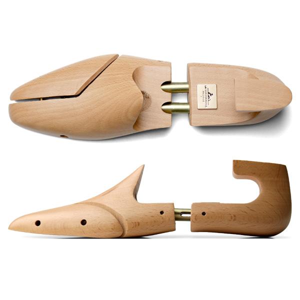 イタリア靴などロングノーズの靴に最適 舗 アウトレット コルドヌリ アングレーズ シューキーパー 木製シューツリー EM500シューツリー