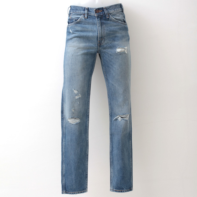【送料無料】LEVI'S VINTAGE CLOTHING(リーバイス ヴィンテージクロージング) 1969モデル 606ジーンズ 30605-0061 ミディアムインディゴ/OLD MA