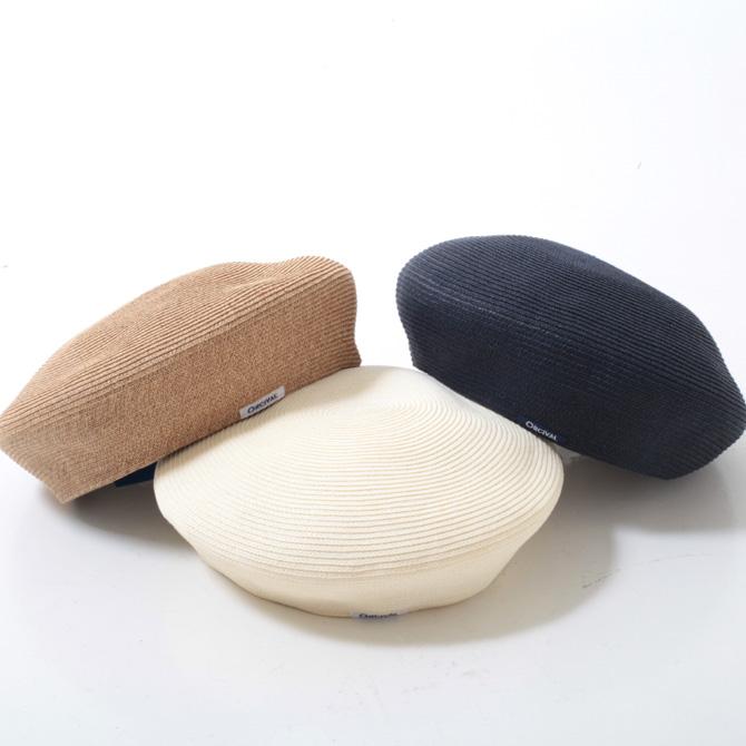 【送料無料】ORCIVAL オーシバル オーチバルペーパーベレー帽RC-7115PPEレディース 帽子 ベレー