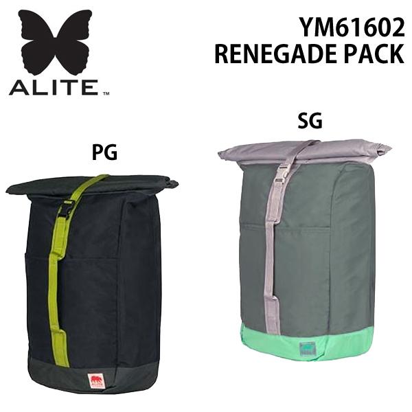 alite/エーライト RENEGADE PACK レネゲードパック ディパック リュック バッグ YM61602