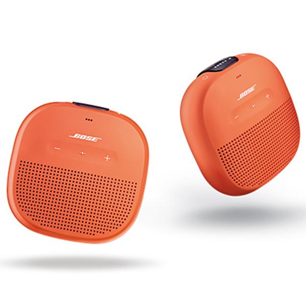 【公式 / 送料無料】 Bose SoundLink Micro Bluetooth スピーカー 2台セット ポータブル / ワイヤレス / ブルートゥース / Amazon Echo Dot / Siri / Google Assistant / IPX7 / 防水