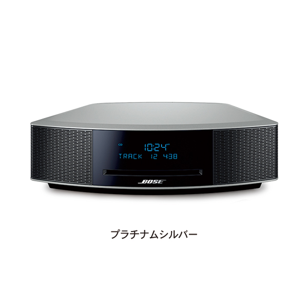 【公式 / 送料無料】 Bose Wave music system IV / スピーカー
