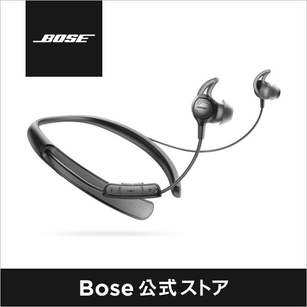 Bose QuietControl 30 ワイヤレス ヘッドホン / ヘッドフォン / ノイズキャンセリング / ノイズキャンセル / イヤホン / Bluetooth / ブルートゥース / ネックバンド / iPhone対応