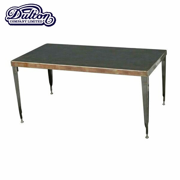 ロングテーブル LONG TABLE 700X1200 RAW 114-310RW ■■ DULTON ワーキングテーブル 高さ70CM アンティーク調 アメリカン かっこいい シンプル インテリア 店舗 送料無料 ダルトン プレゼント