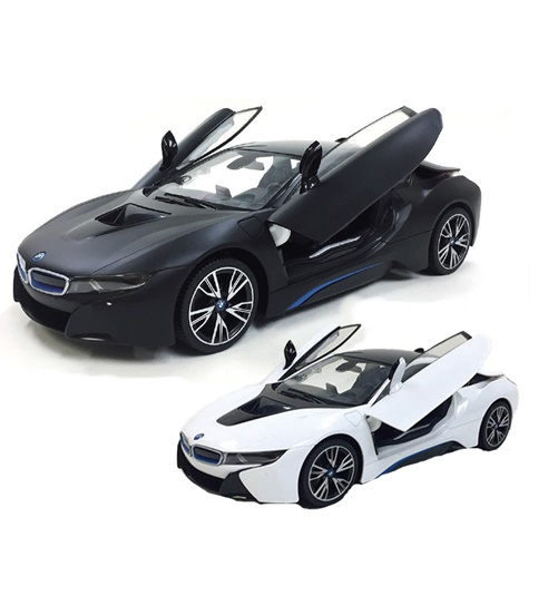 選択 BMW RC ラジコンカー コレクション 玩具 スーパーSALE限定 ポイント2倍 ラジコン i8 ブラック ホワイト 2.4GHz 9168 新作アイテム毎日更新 M1 トップエース 車 白 クリスマス 自動車 黒 高級車 自動 140 おもちゃ 外車 子供 フルファンクション 開閉 誕生日 バースデー プレゼント ドア電動