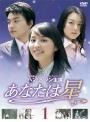 【中古レンタルアップ】 DVD アジア・韓国ドラマ あなたは星 全39巻セット ハン・ヘジン キム・スンス
