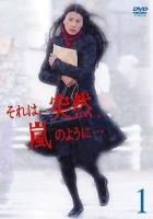 【中古レンタルアップ】 DVD ドラマ それは、突然、嵐のように… 全5巻セット 江角マキコ 山下智久[NEWS]