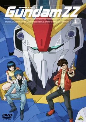 【中古レンタルアップ】 DVD アニメ 機動戦士ガンダムZZ 全12巻セット