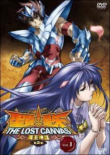 【中古レンタルアップ】 DVD アニメ 聖闘士星矢 THE LOST CANVAS 冥王神話 第2章 全6巻セット