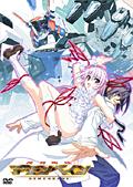 【中古レンタルアップ】 DVD アニメ 機神咆吼デモンベイン 全6巻セット