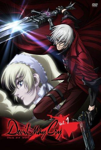 【中古レンタルアップ】 DVD アニメ Devil May Cry (デビル メイ クライ) 全6巻セット